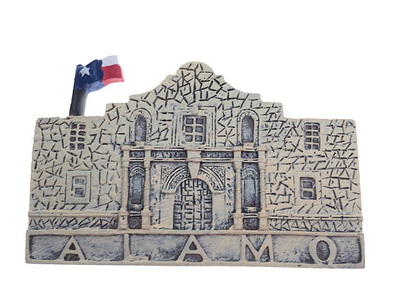 The Alamo Magnet