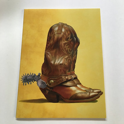 Notecards Cowboy Boot