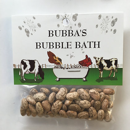 Bubba's Bubble Bath