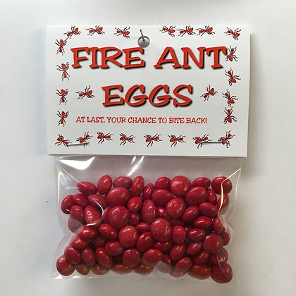 Fire Ant Eggs