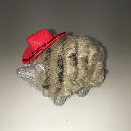 Cowboy Hat Armadillo