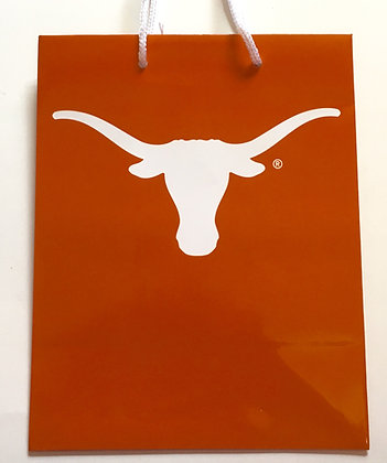 UT Texas Longhorn Gift Bag