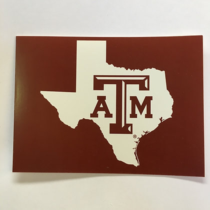 Notecards Texas A & M in State