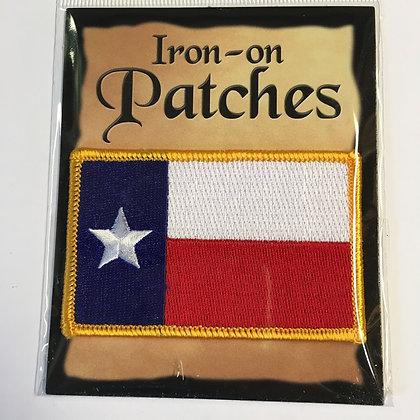Patch - Texas Flag