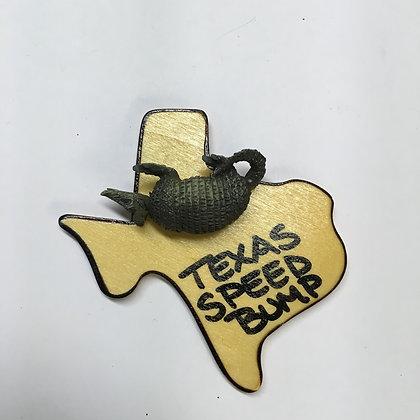 Texas Speed Bump Magnet