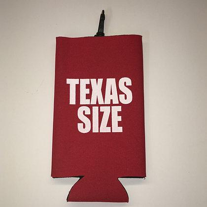Texas Sized Koozie