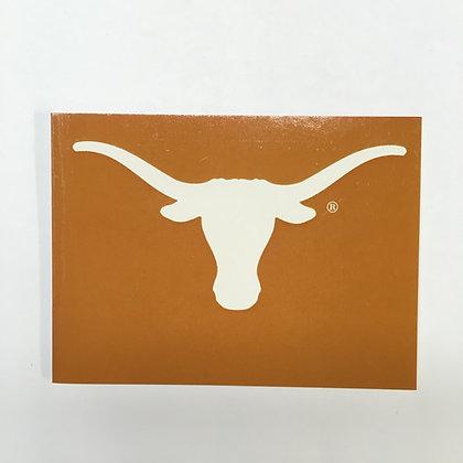 Notecards UT Longhorns Orange