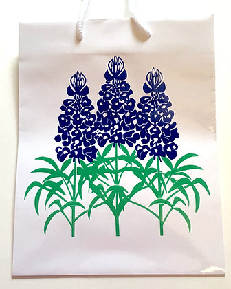 Bluebonnet Gift Bag