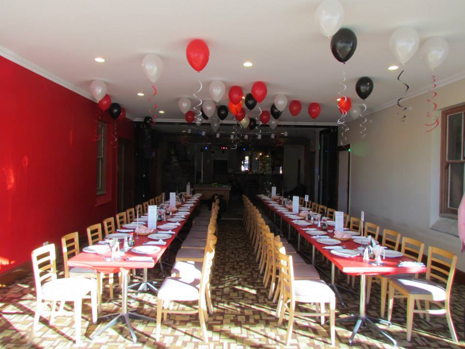 Dining for Functions & Parties