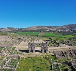 Site archéologique Volubilis