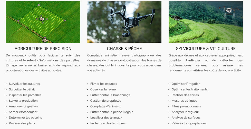 Dr Stone Agriculture drone maroc