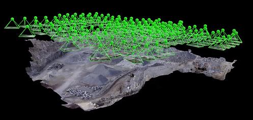 Dr Stone Formation drone maroc
