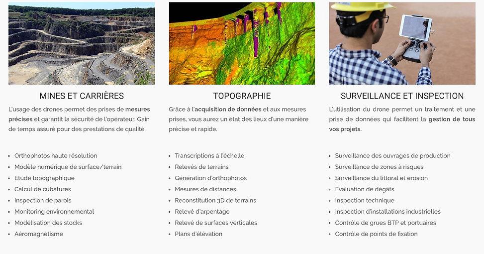 Dr Stone mapping drone maroc topographe