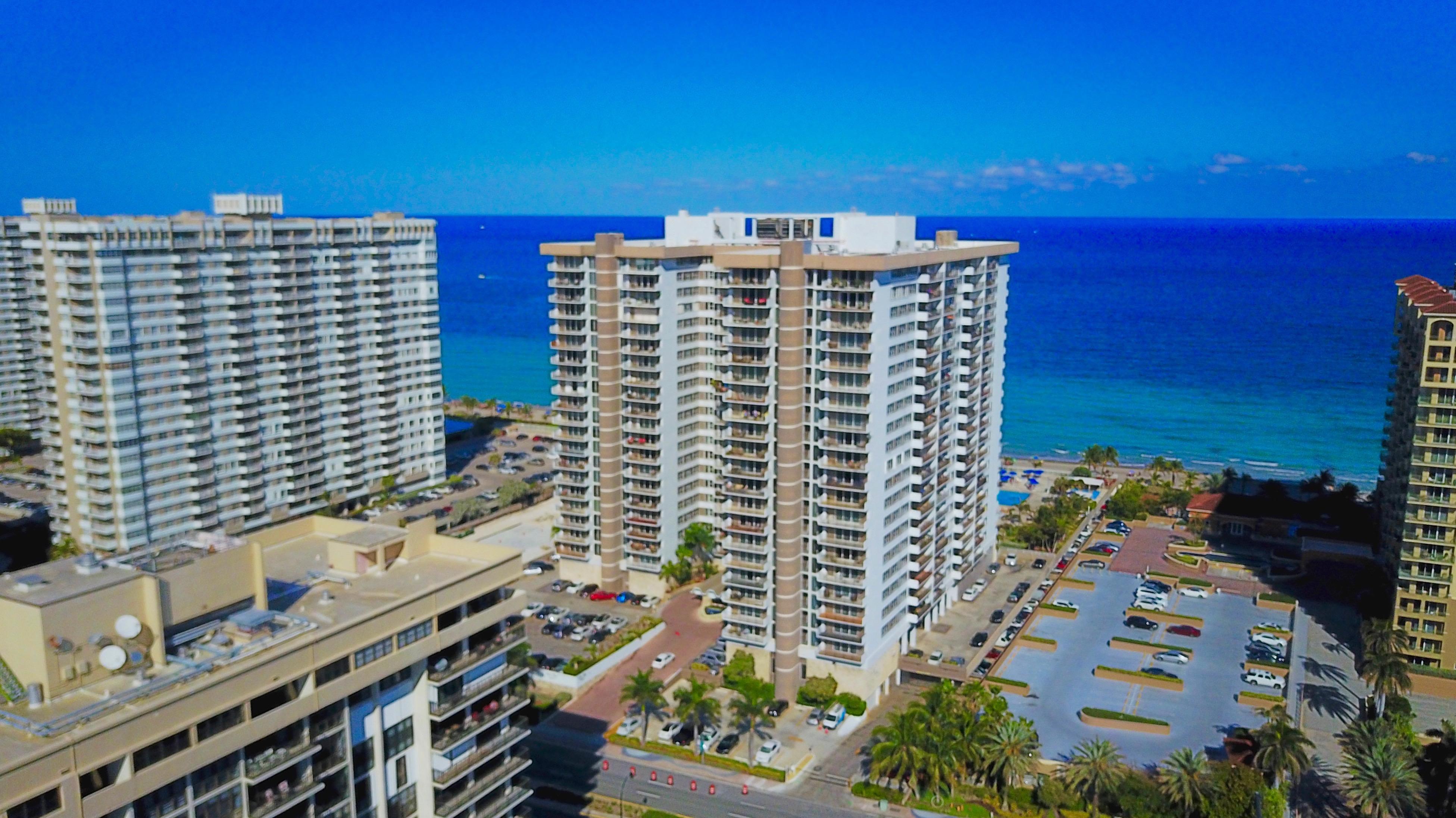 Parker Plaza Condominium