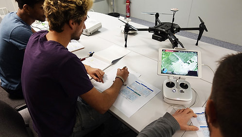Formation Drone Pilote