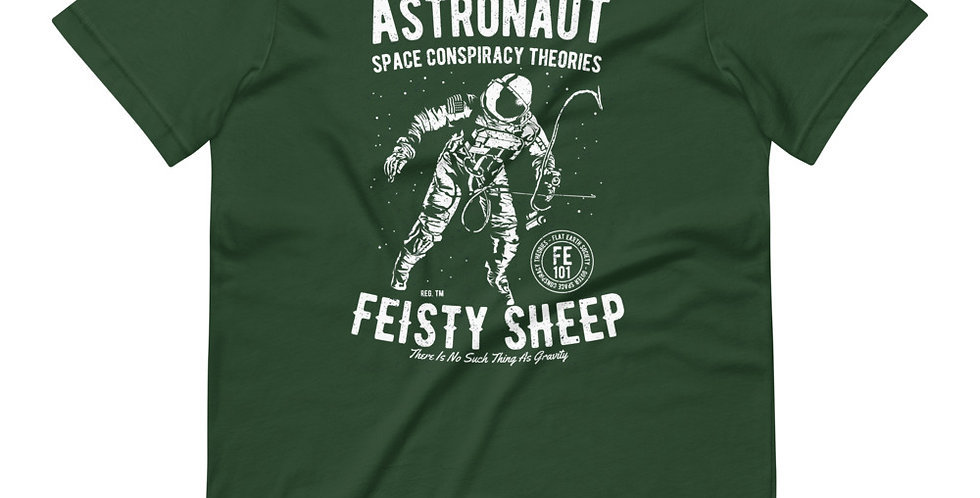 Space Conspiracy Theories Tee