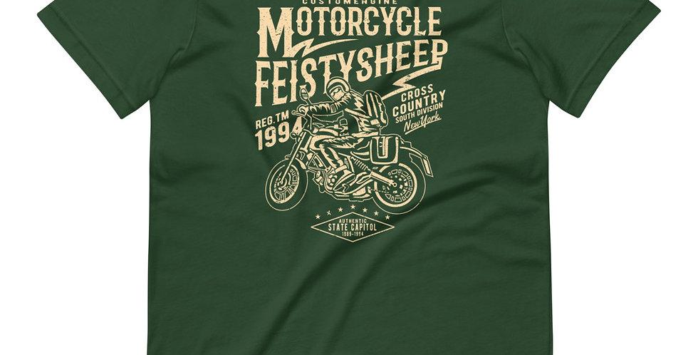 Motorcycle Adventure Tee
