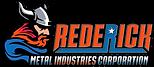 Rederick Metal Logo