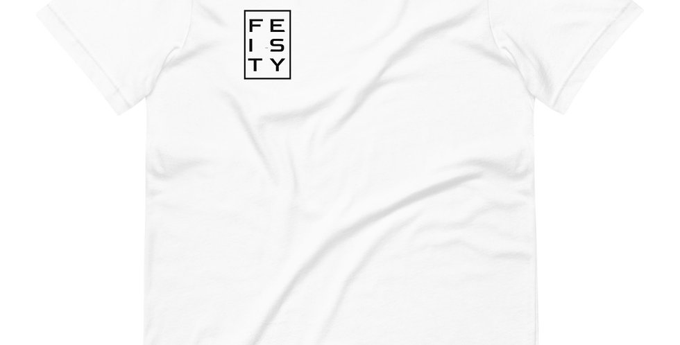 Feisty Boxed T Shirt