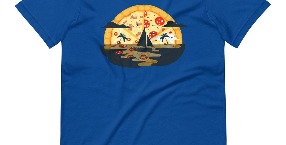 Pizza Sun Set Tee