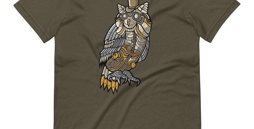 Steampunk Owl Tee