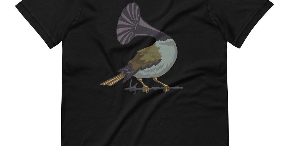 Bird Gramophone Tee