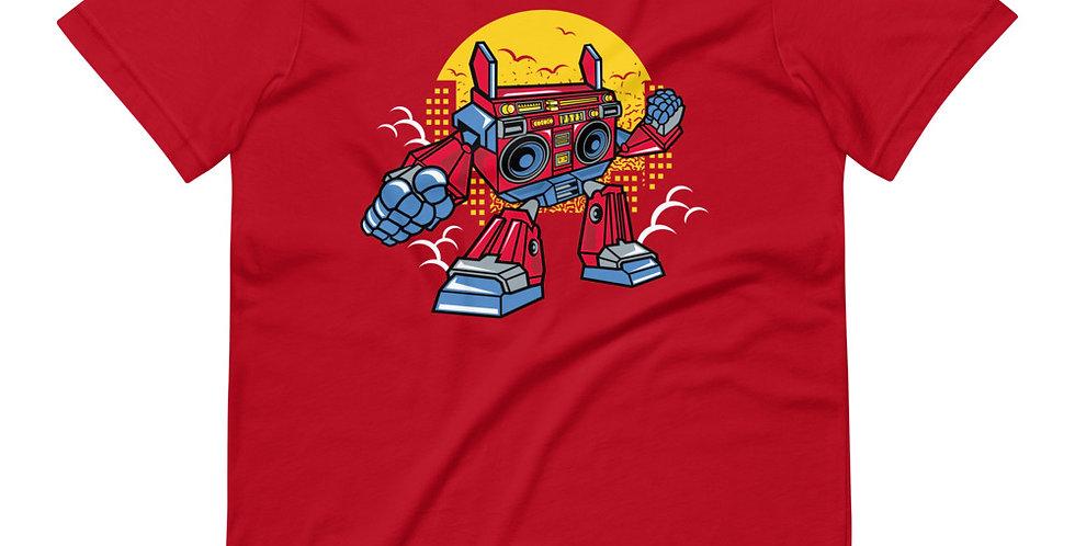 Boombox Robot Tee