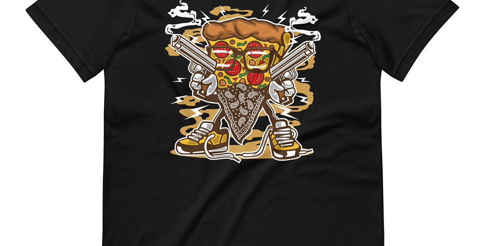 Pizza Gangster Tee