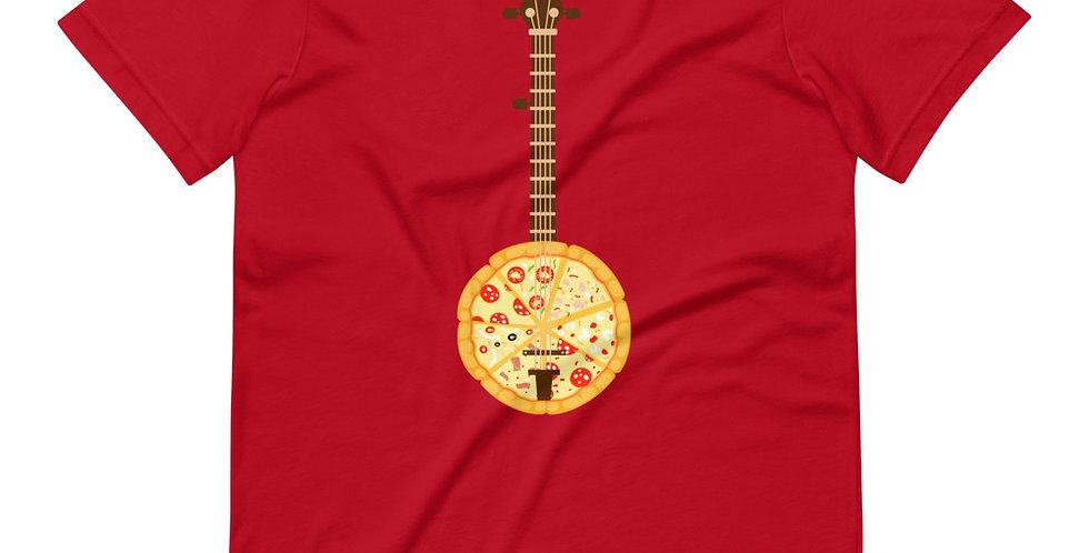 Banjo Pizza Tee