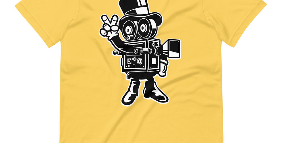 Calssic Cameraman Tee