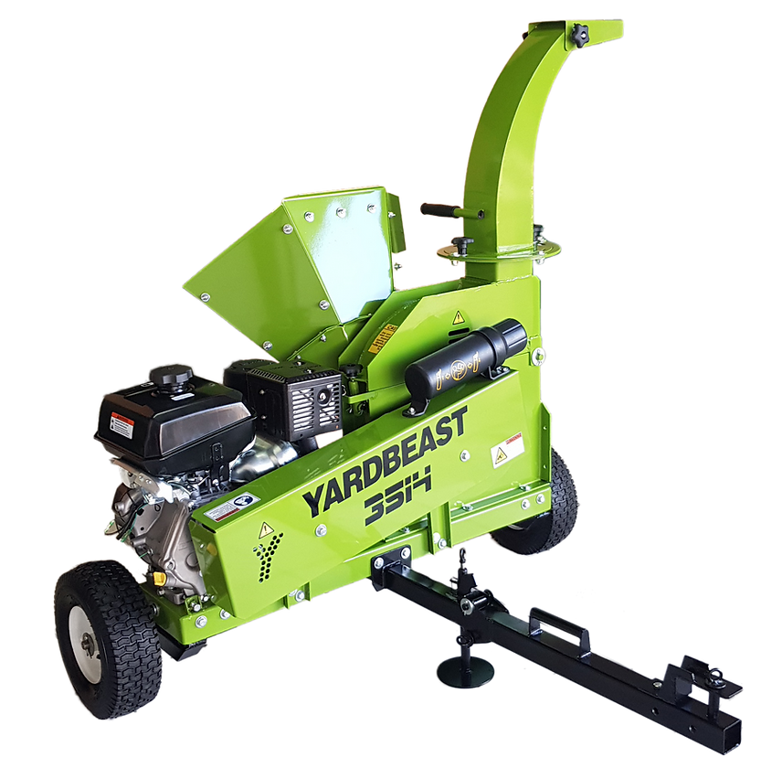 yardbeast 3514 atv wood chipper