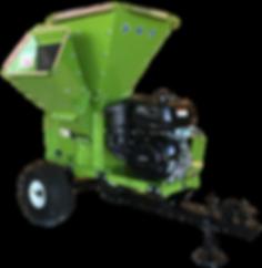 "Yardbeast 2090 3.5"" wood chippr shredder wit ATV tow kit"