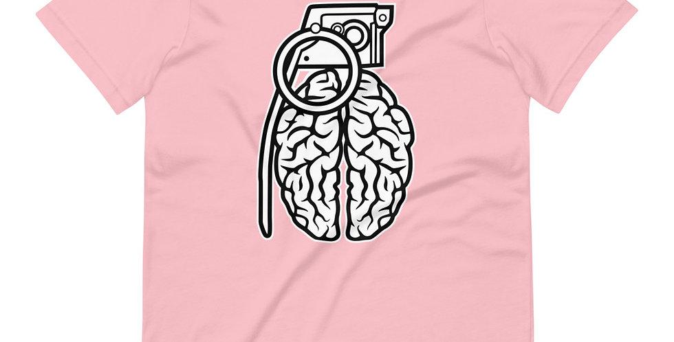 Grenade Brain Tee