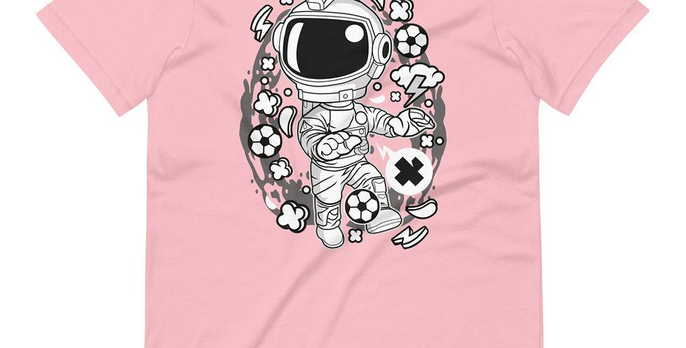 Astronaut Soccer Tee