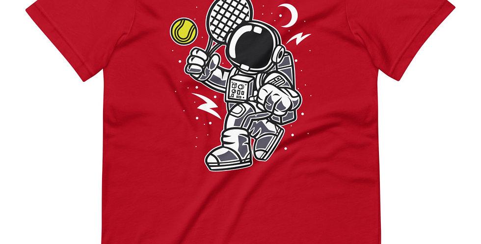 Astronaut Tennis Tee