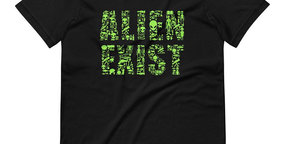 Alien Exist Tee