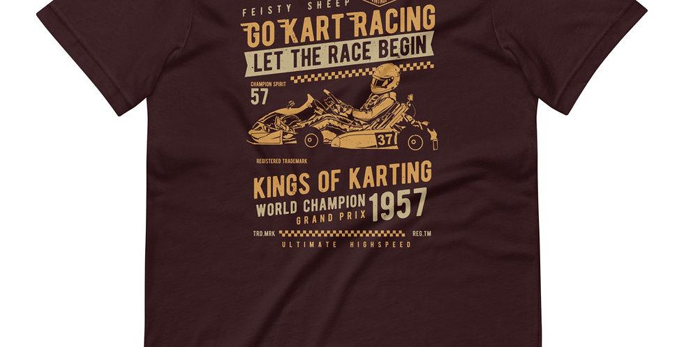 GO Kart Racing Tee