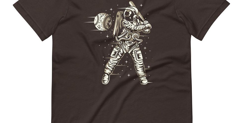 Space baseball Tee