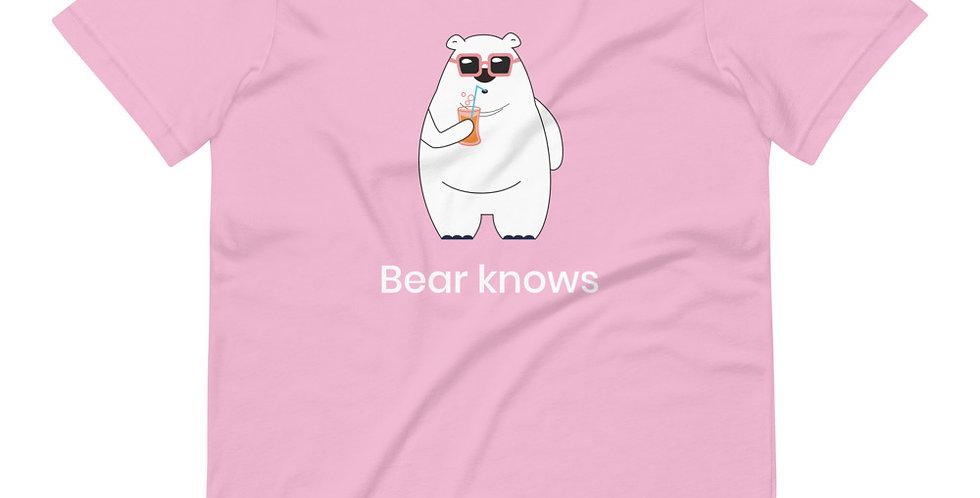 Polear Bear Drinks T Shirt