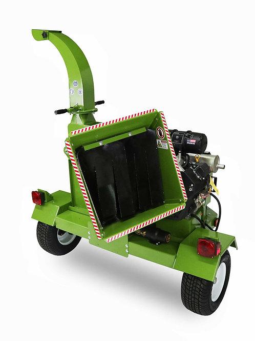 "Yardbeast 6525 - 6.5"" Commercial Gravity-Feed Wood Chipper"