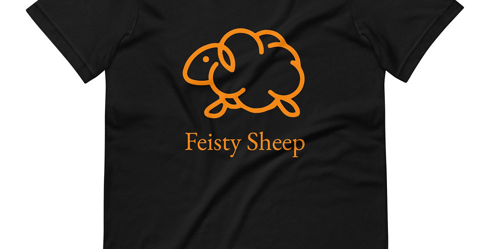 Feisty Sheep Limited Collection T Shirt