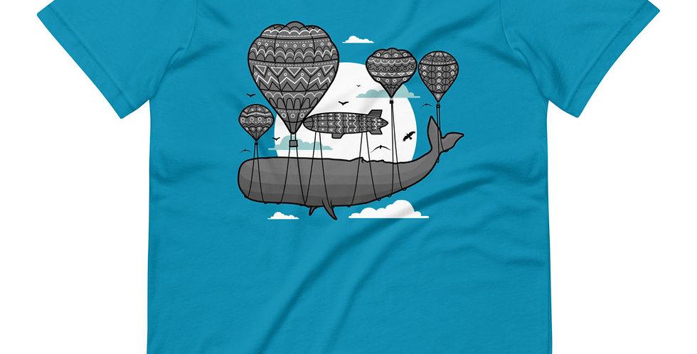 Whale Air Ballon Tee