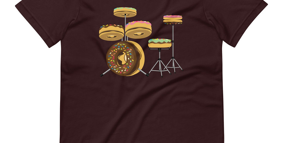 Donut Drum Tee