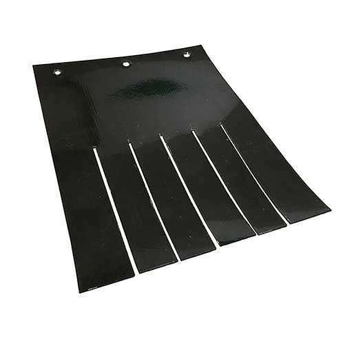Rubber Chute Cover (#2090101)