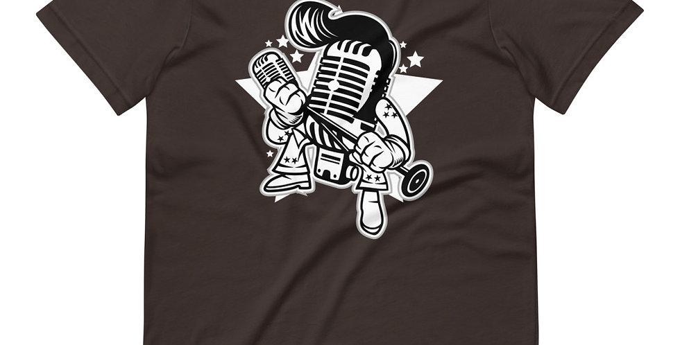 Microphone King Tee