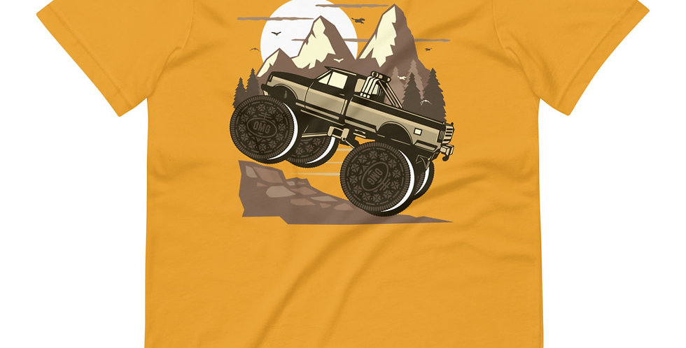 Offroad Biscuits Tee