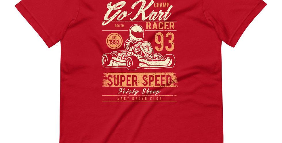 Go Kart Racer Tee