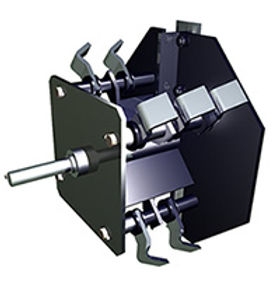 chipper shredder rotor with flails