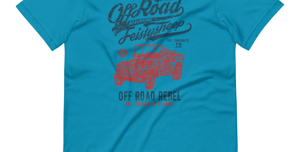 Off Road Jeep Tee