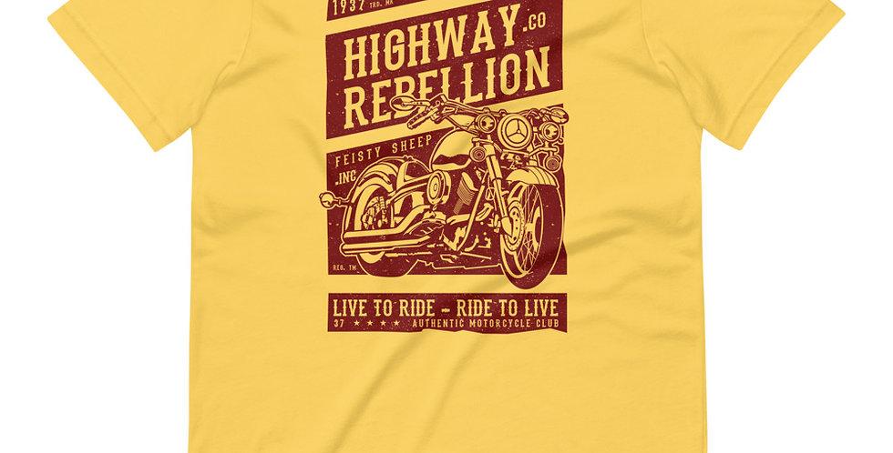 HIghway Rebellion Tee